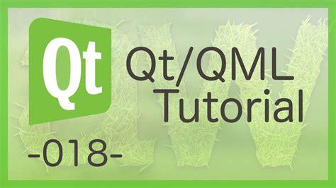 qt qml tutorial c qt qml tutorial 018 qml settings youtube