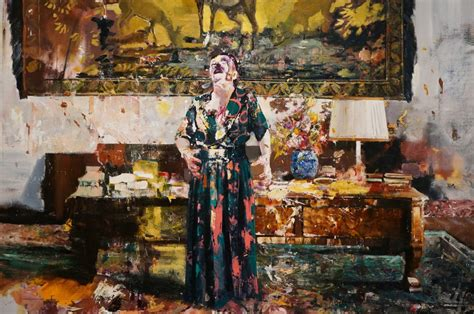 painting new 2014 adrian ghenie new paintings pace gallery 171 arrested motion