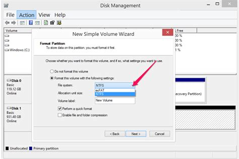 format hard disk windows 8 how to format a hard drive with windows 8 techwalla com