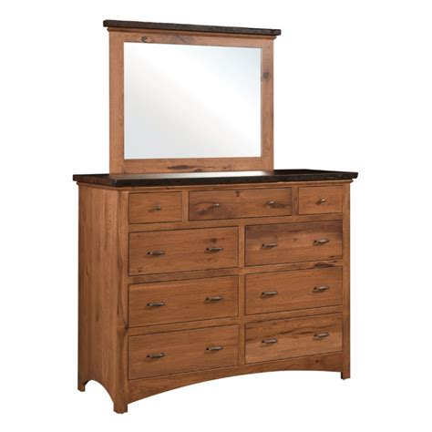 Barnwood Dressers by Barnwood Dresser Mirror Amish Barnwood Dresser