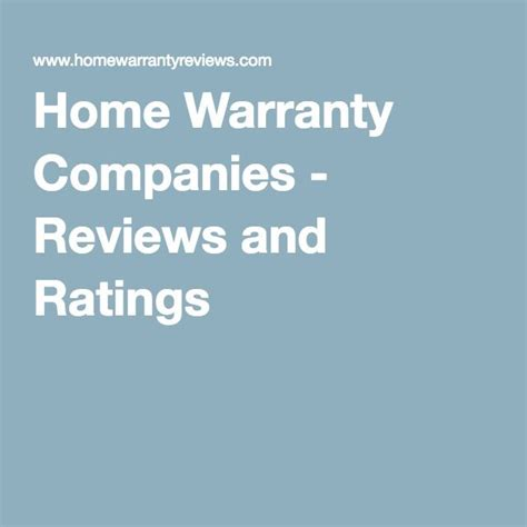home protection plan review best 25 home warranty ideas on pinterest home warranty