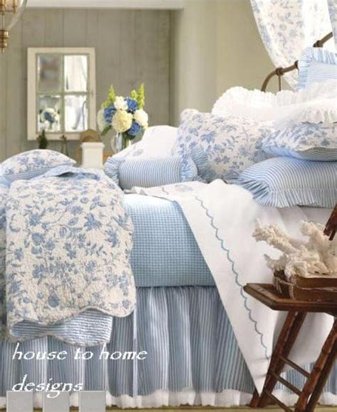 toile bedspreads and coverlets brighton blue toile quilt by williamsburg