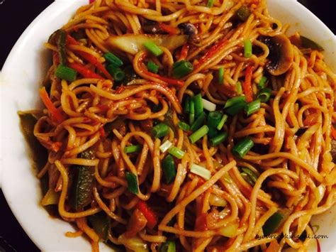 hot hot noodles hot and spicy veg noodles your cooking pal