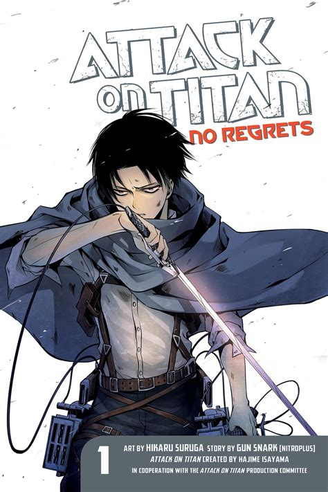 attack on titan no regrets complete color edition attack on titan no regrets 1 kodansha comics