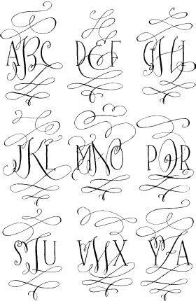 font design workshop 22 best monogram designs images on pinterest illuminated