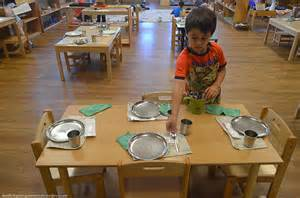 Set The Table by Table Setting Healthy Beginnings Montessori