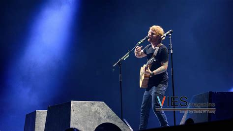 ed sheeran vancouver ed sheeran sold out vancouver concert at rogers arena