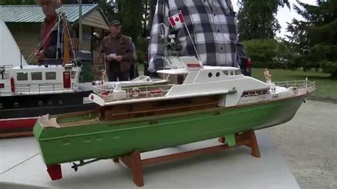 model boat vents rc tv burnaby event model sail boats and cruise ship