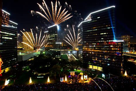 culturemap houston events 29th annual uptown houston lighting event