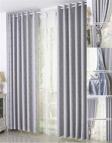 wide window drapes elegant wide window curtains of jacquard blackout function