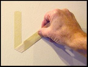 attach to wall without damage how to hang work with