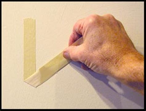 temporary peel off wall paint how to hang work with tape