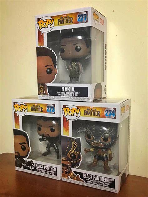 Funko Pop Marvel Black Panther Nakia 277 theblerdgurl black panther giveaway theblerdgurl