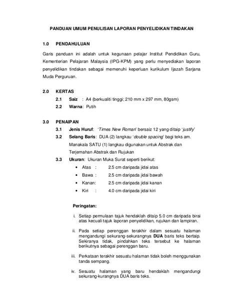 format laporan eksplorasi contoh laporan universiti contoh 0208