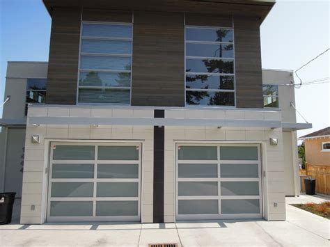 View Aluminum Garage Doors by Northwest Door View Aluminum Modern Classic Garage