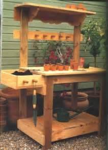 Vintage Potting Bench Pdf Diy Garden Greenhouse Potting Bench Plans Download
