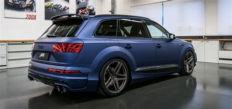 Audi Sq 7 by Abt Vossen Sq7 Abt Sportsline