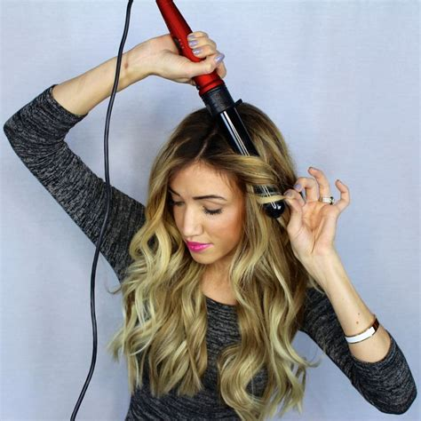 best curling tools for medium length hair 1000 ideas about beach wave curling iron on pinterest