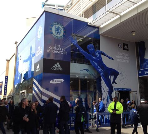 chelsea store chelsea football club london