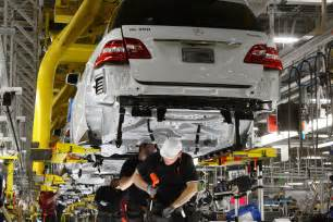 Mercedes Manufacturing Plants Daimler Executive Alabama Plant Is Proud Story Of