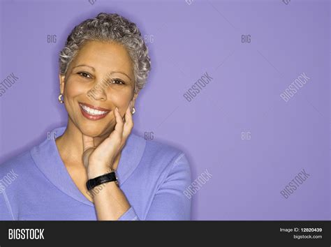 big older women african american african american mature adult image photo bigstock