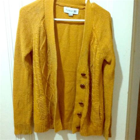mustard colored cardigan mustard colored cardigan sweater fit jacket
