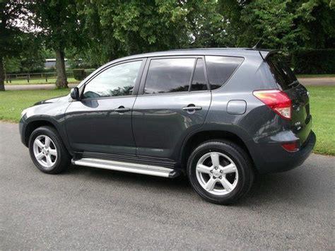 Toyota Rav4 2008 For Sale Used Toyota Rav4 2008 Diesel 2 2 D 4d Xt R 5dr 4x4 Black