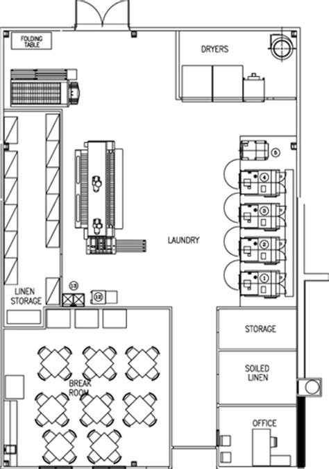 laundry plant layout loomis bros laundry consulting services plant design