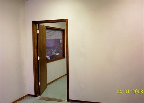 Office Wall M M Construction Commercial Projects