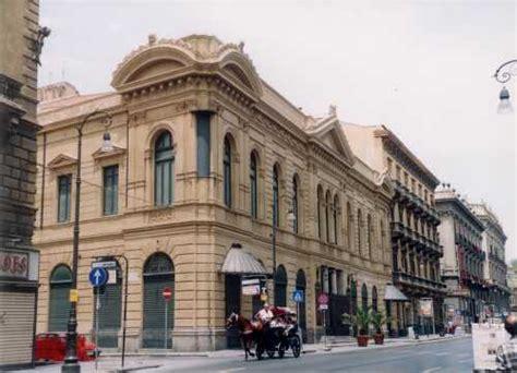 banco di sicilia via roma palermo il centro storico di palermo