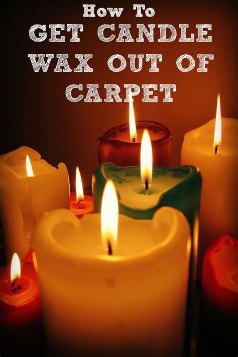 how to get candle wax out of carpet ask phil think candle wax has permanently ruined your carpet not