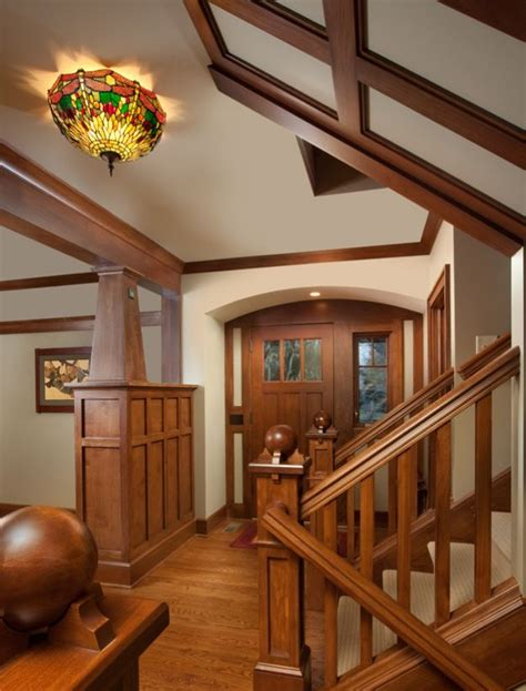 best 25 craftsman home interiors ideas on
