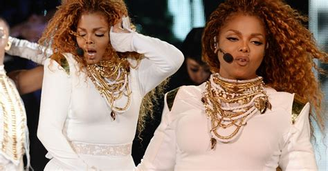 Janet Jackson Grabs Again by Janet Jackson Puts In Crotch Grabbing Performance As
