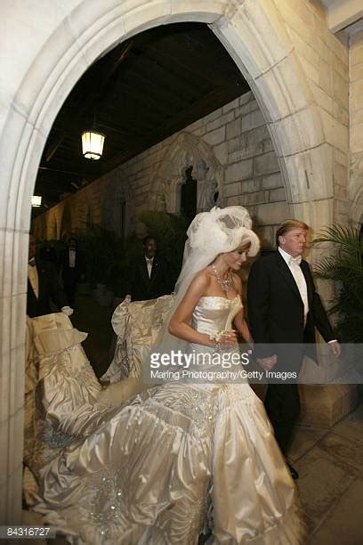 donald trump wedding donald trump melania wedding stock photos and pictures