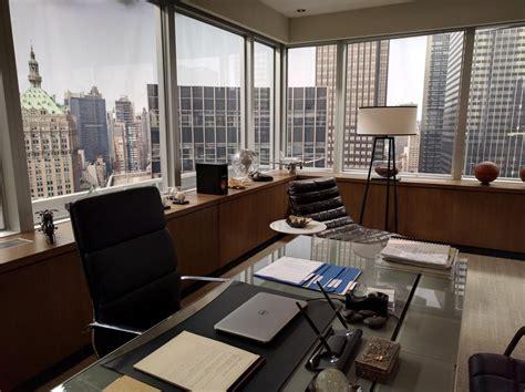Suits Harvey Specter Office Interior Tvseries Lawyer Desk Accessories