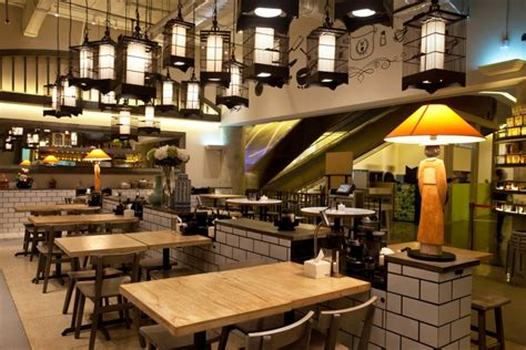 indonesian restaurant interior design indonesia 187 retail design blog