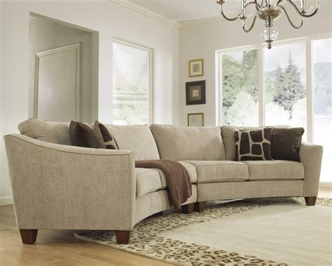 circular sectional sofa 20 best collection of semi circular sectional sofas sofa