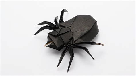 Origami Jumping Spider - simple origami spider 28 images origami spider by ts