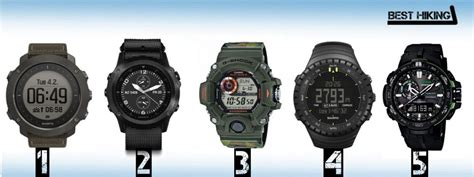 best watches for the best watches for 2017 best hiking