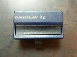 Garage Door Opener Remote Hbw1573 Chambrlain 950cd Garage Remote Hbw1573 Ebay