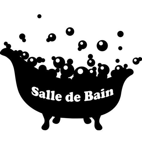 Bain à Bulles Pour Baignoire by Sticker Salle De Bain Baignoire Avec Bulles Stickers