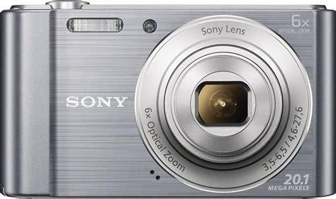 Kamera Sony Cyber 7 2 Mega Pixels sony cyber dsc w810 kompakt kamera 20 1 megapixel