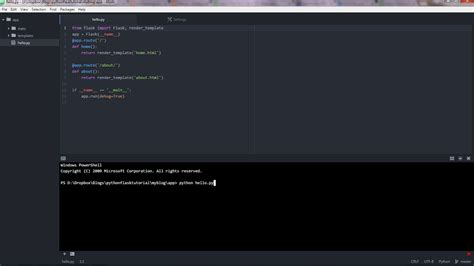 python tutorial main using atom as a python editor pythonhow