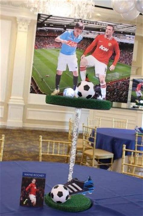 soccer centerpieces sports themed centerpieces soccer diorama centerpiece
