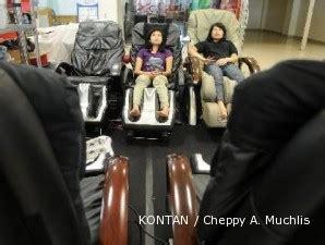 Kursi Pijat Listrik kursi pijat yang bikin fulus mengalir kencang
