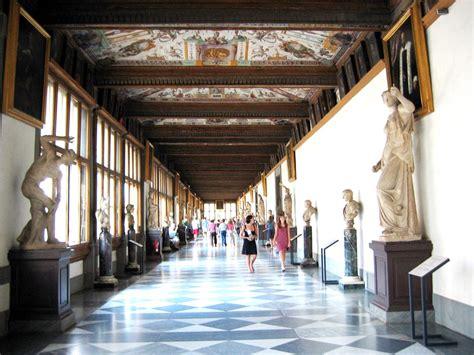 galleria degli uffici tour corridoio vasariano firenze visita guidata uffizi