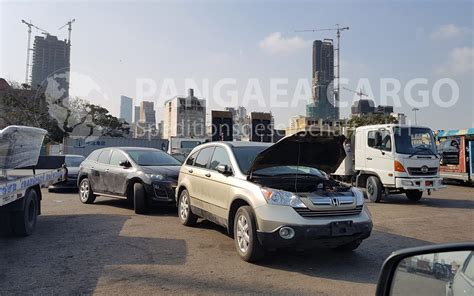 Auto Verschiffen by Libanon Transport Seefracht Auto Container