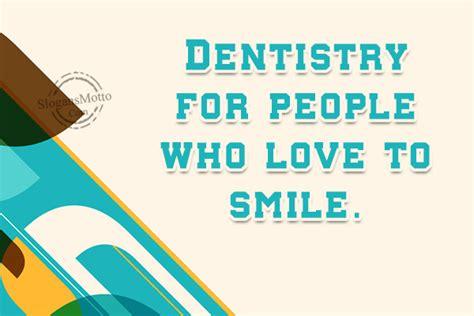 dental slogans page