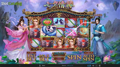 qixi festival review of qixi festival slot from gameplay