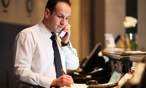 Front Desk Manager by Why You Should Use Hotel Reservations Whatech